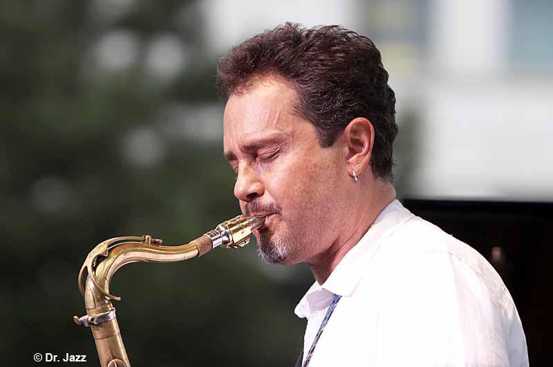 Rick Margitza The 2006 Detroit Jazz Festival Page1 James Cotton Taj
